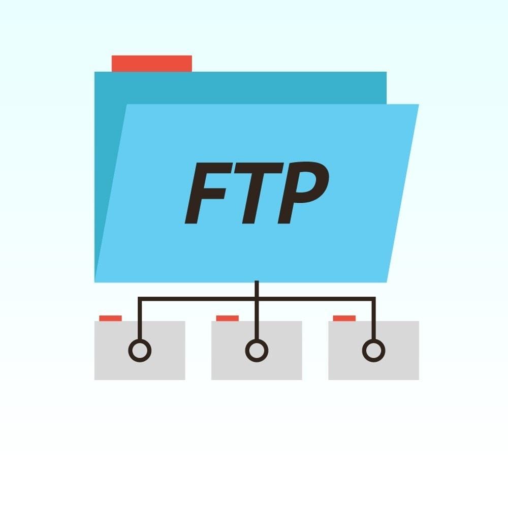 module - Herramientas Administrativas - Backoffice FTP y Shell - 1