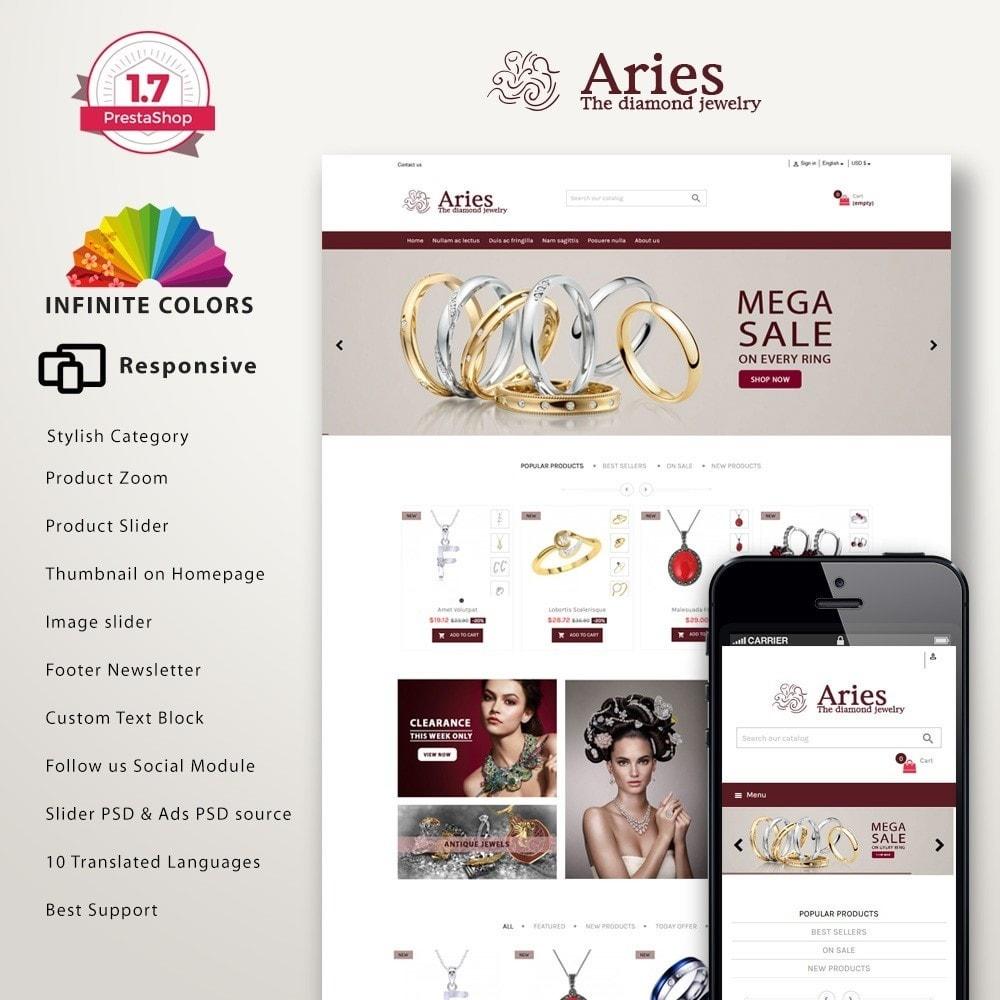 theme - Joalheria & Acessórios - Aries - Jewelry premium - 2