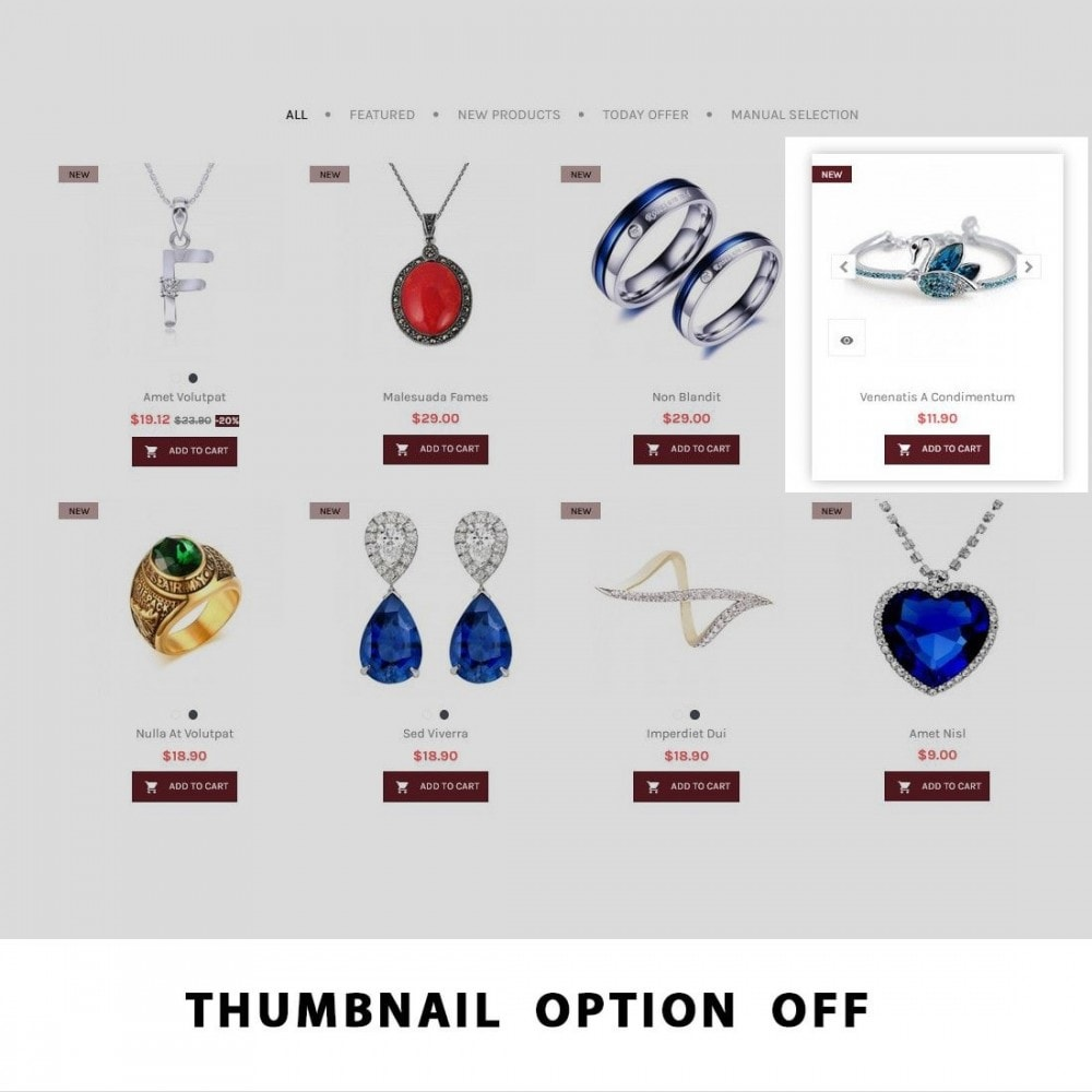 theme - Joalheria & Acessórios - Aries - Jewelry premium - 9