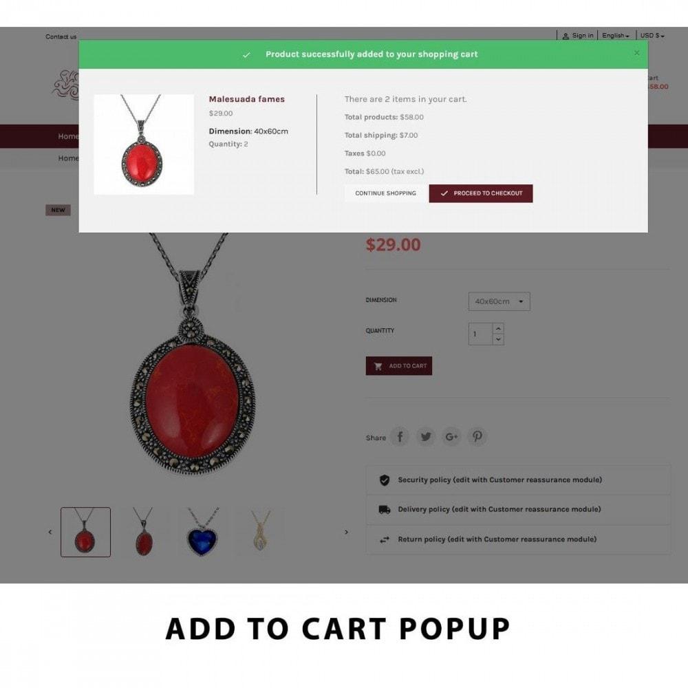 theme - Joalheria & Acessórios - Aries - Jewelry premium - 12