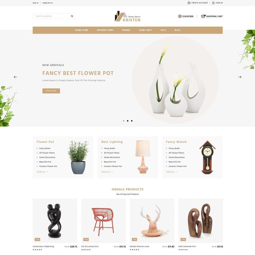 theme - Home & Garden - Kristen Home Decore - 2