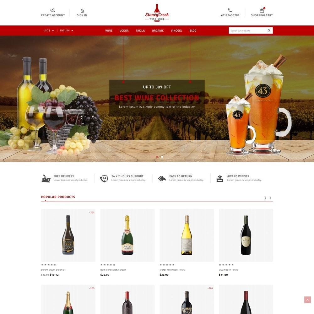 theme - Drink & Tobacco - StoneyCreek Wine Shop - 2