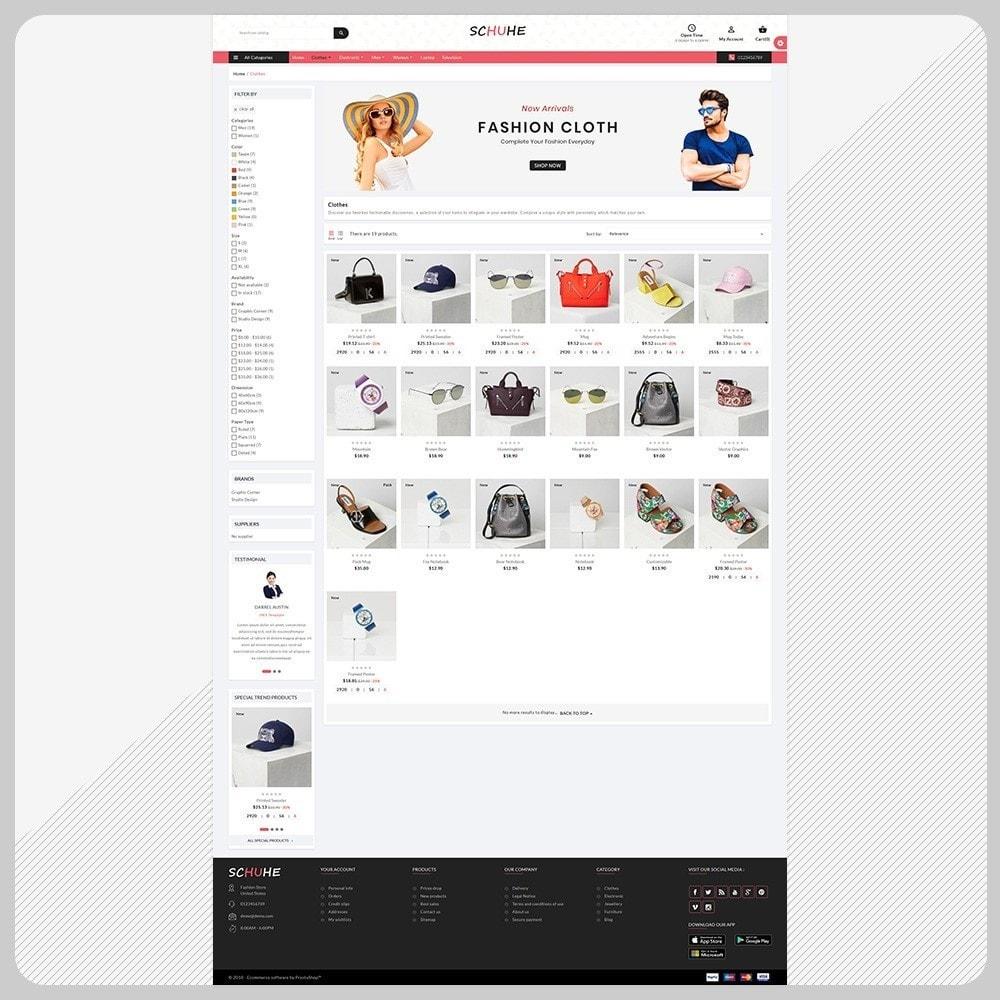 theme - Fashion & Shoes - Schuhe Fashion – Xmas Fashion Store - 3