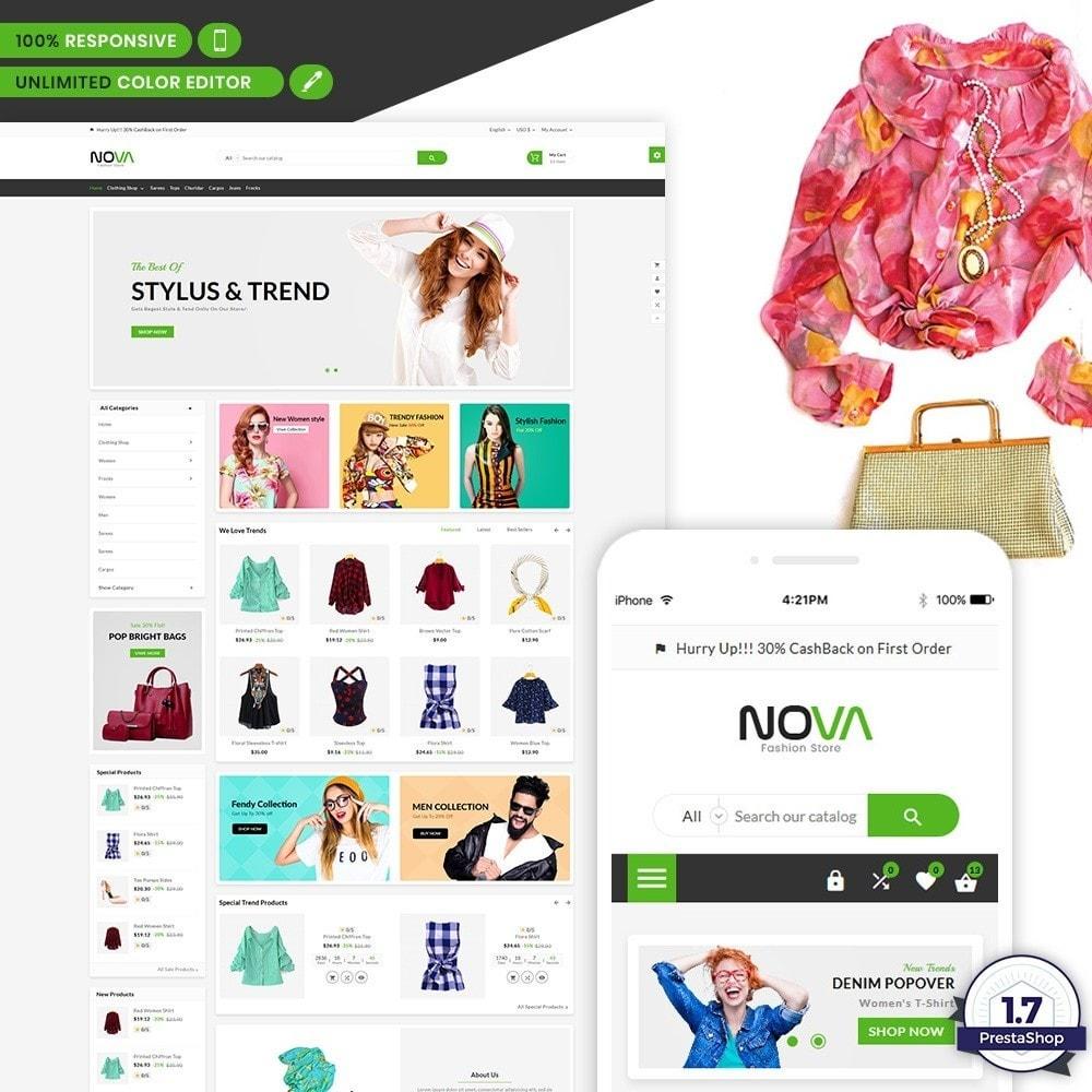 theme - Fashion & Shoes - Nova The Fashion Store - 1