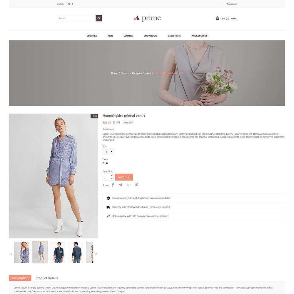 theme - Fashion & Shoes - Prime Women - Fashion Store - 6