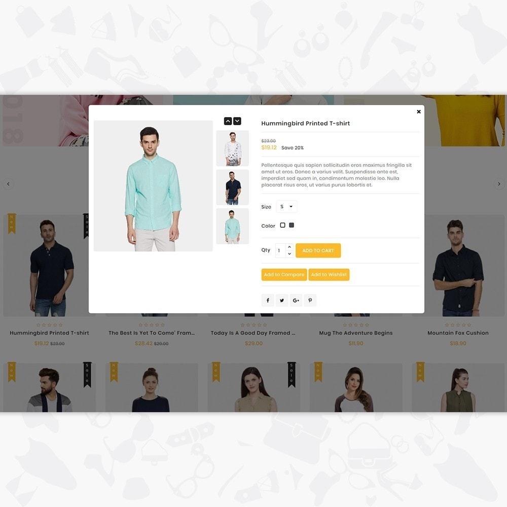theme - Fashion & Shoes - HotLook - The Fashion Shop - 7