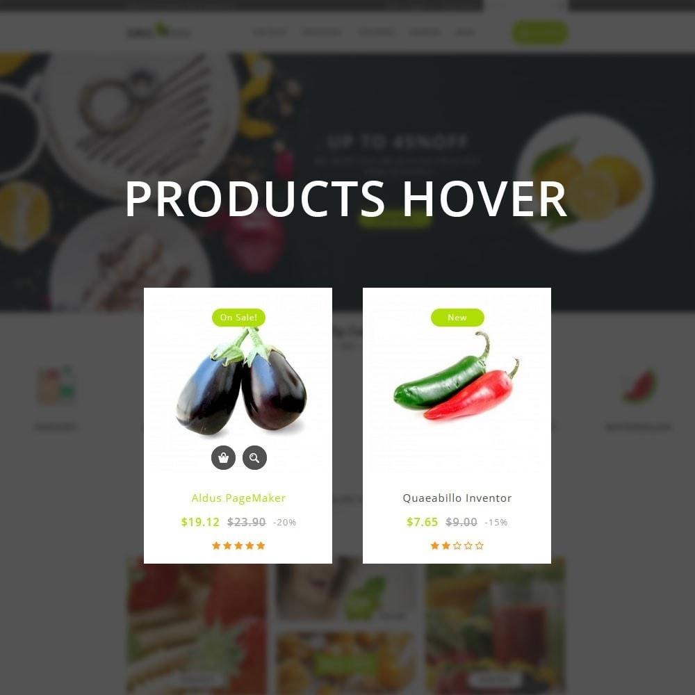 theme - Продовольствие и рестораны - Organi - The Retailer Shop - 11