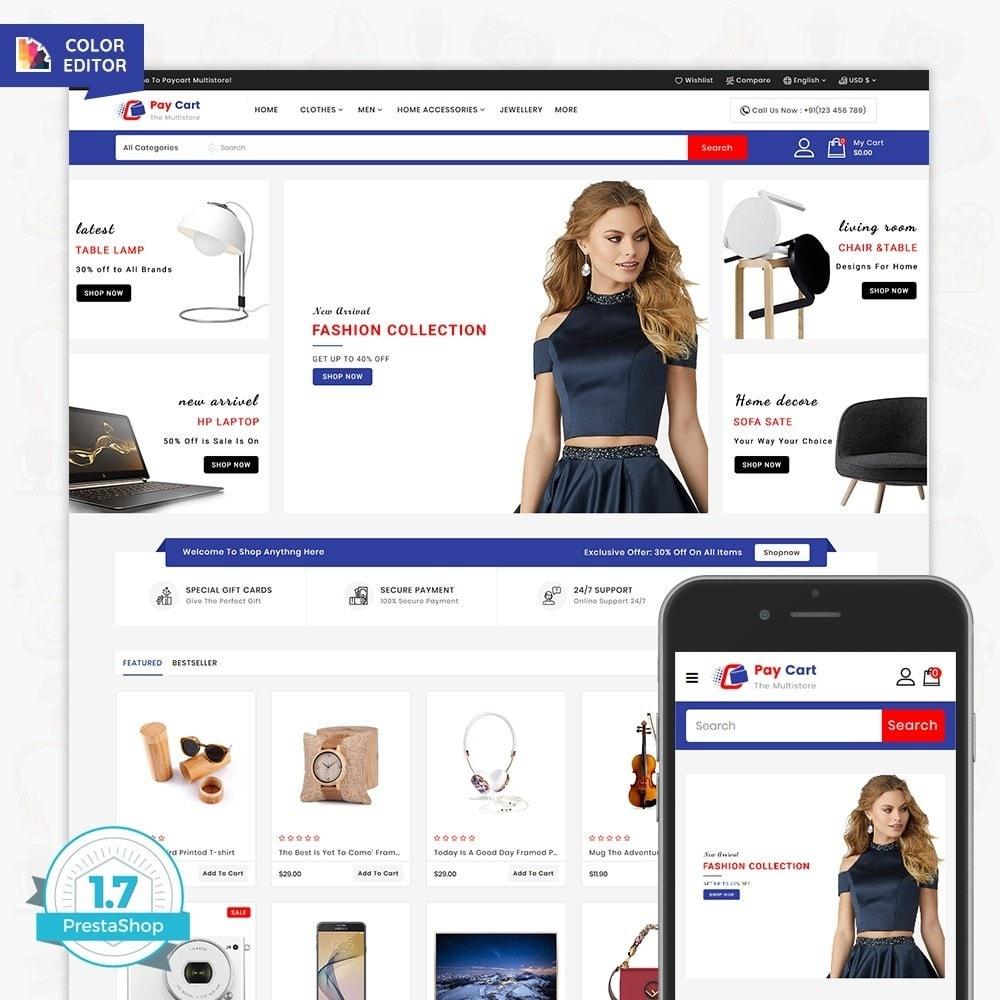 theme - Electronics & Computers - ShopCloud - The Electronics Store - 1