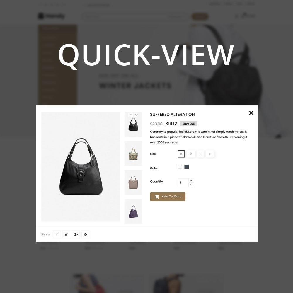 theme - Moda & Calçados - Handy Bag - The Bag Store - 12