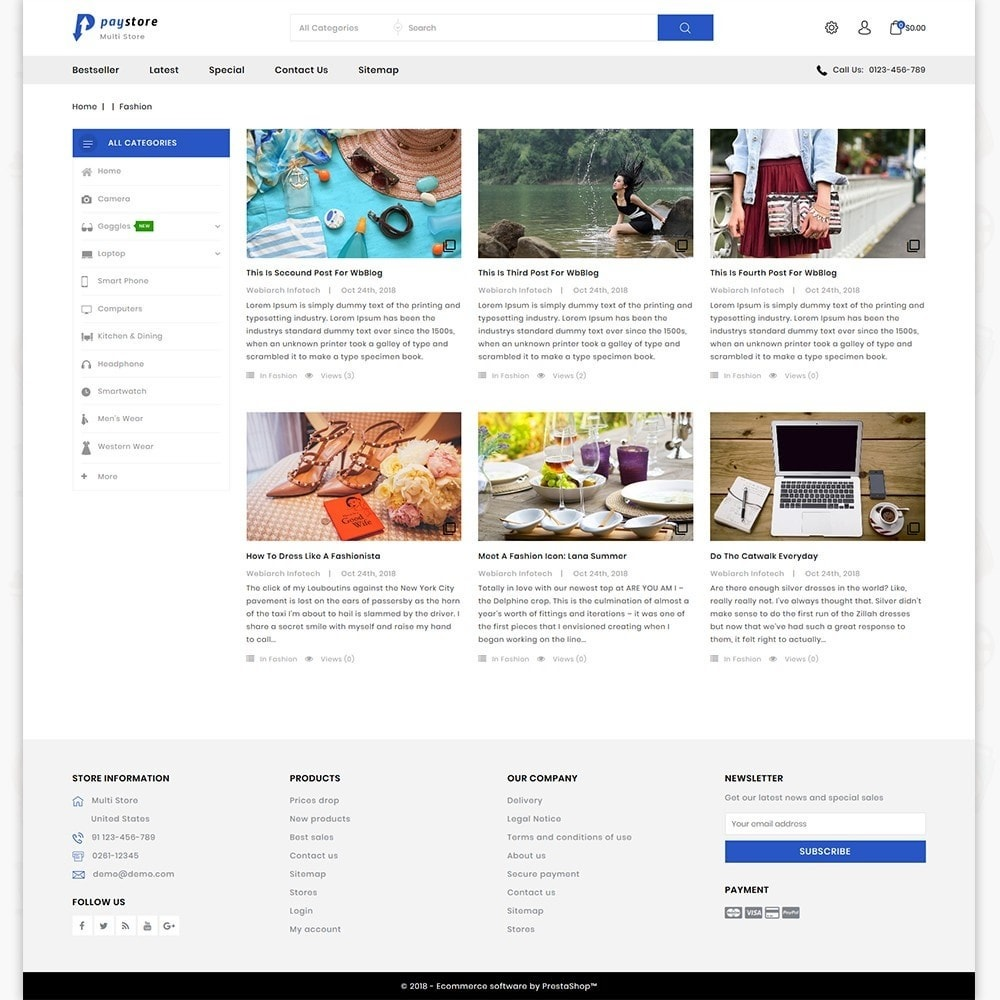theme - Eletrônicos & High Tech - PayStore - The Mega Ecommerce Store - 5