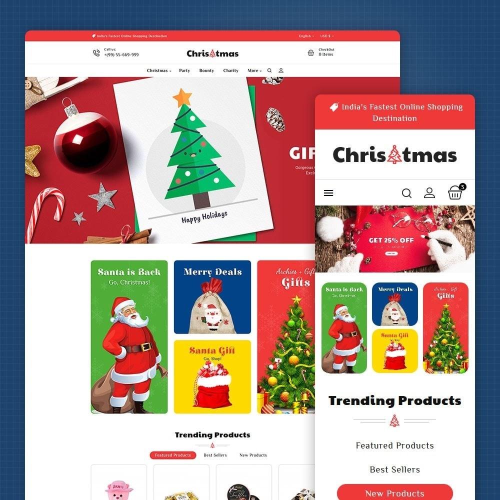 theme - Geschenke, Blumen & Feiern - Christmas Gift - 1