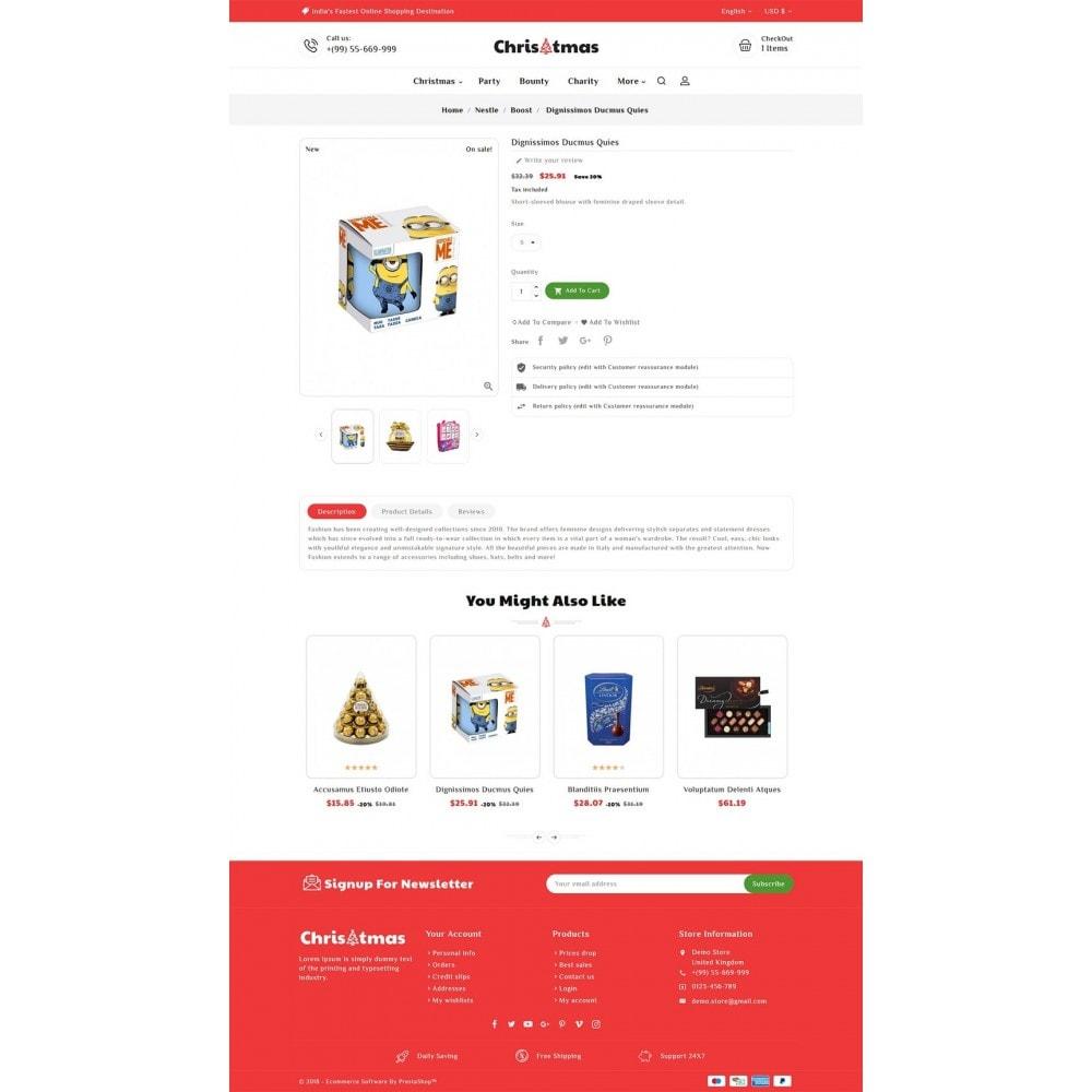 theme - Geschenke, Blumen & Feiern - Christmas Gift - 5