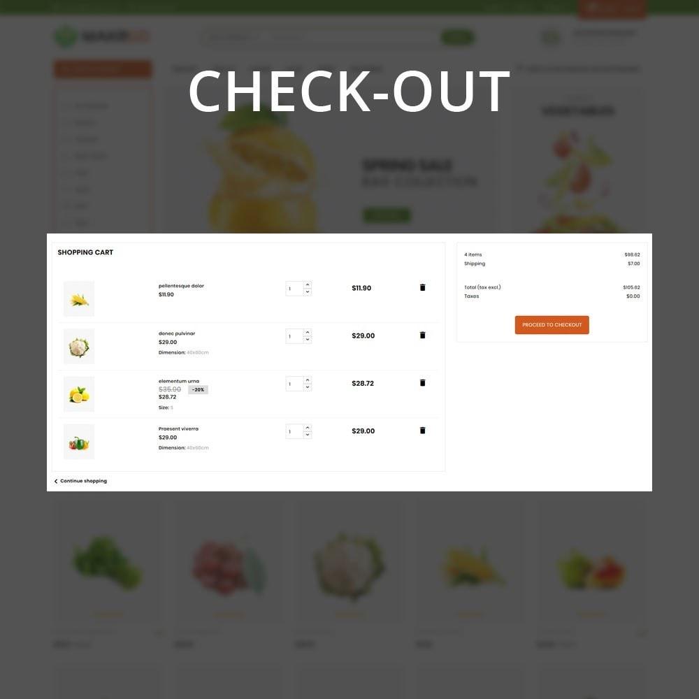 theme - Gastronomía y Restauración - Makgro - The Retailer Shop - 13