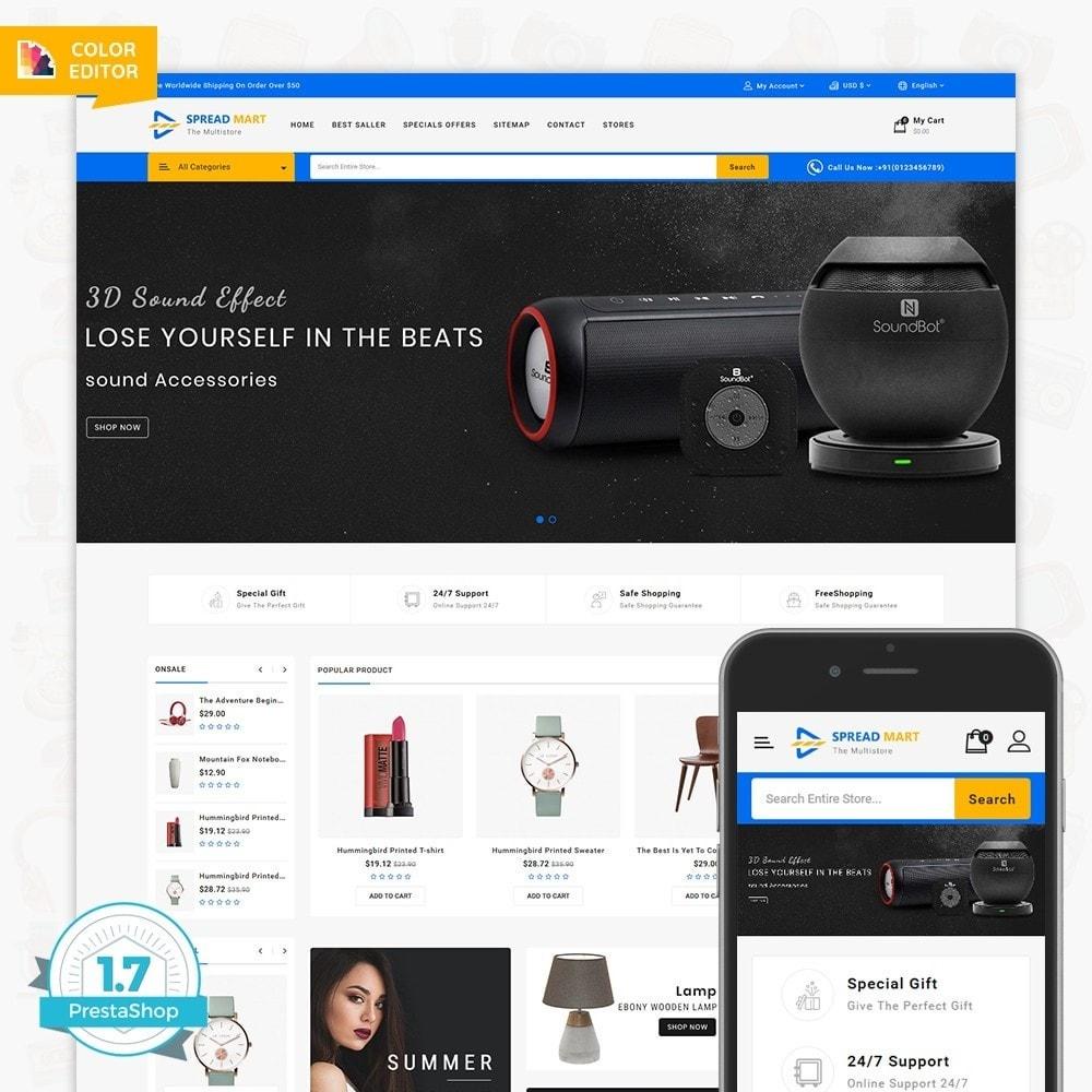 theme - Elektronik & High Tech - Spreadmart -  Special Electronics Store - 1