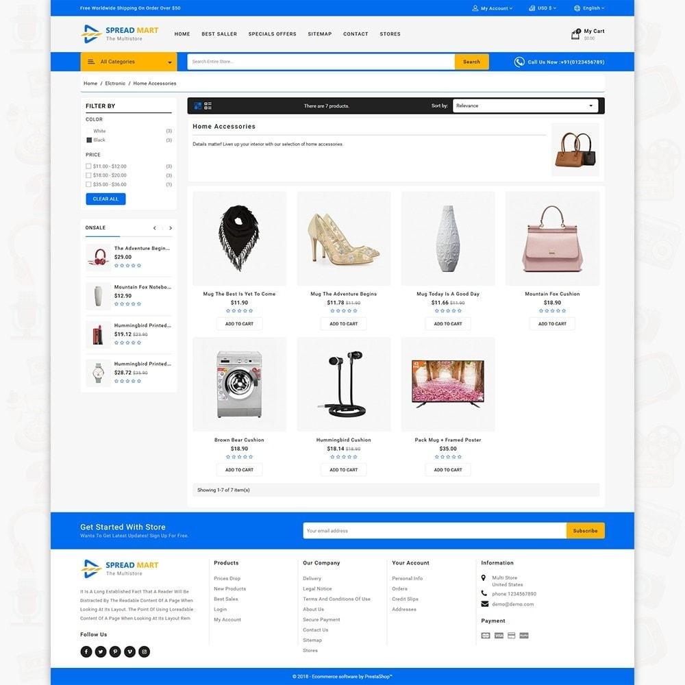 theme - Elektronik & High Tech - Spreadmart -  Special Electronics Store - 3