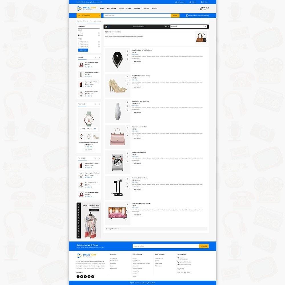 theme - Elektronik & High Tech - Spreadmart -  Special Electronics Store - 4