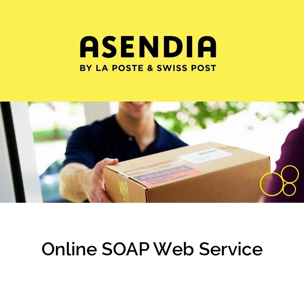 module - Préparation & Expédition - SOAPASENDIA - 1