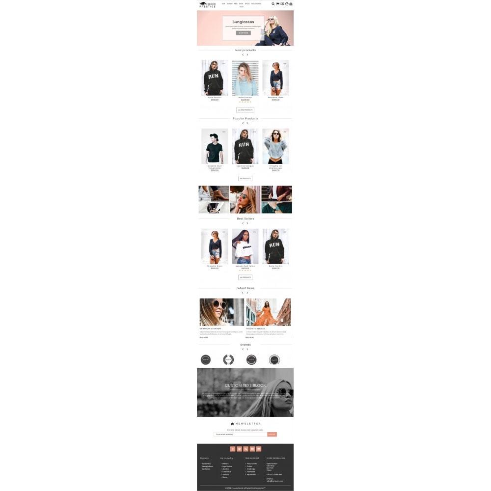 theme - Mode & Chaussures - Prestige Fashion Store - 4