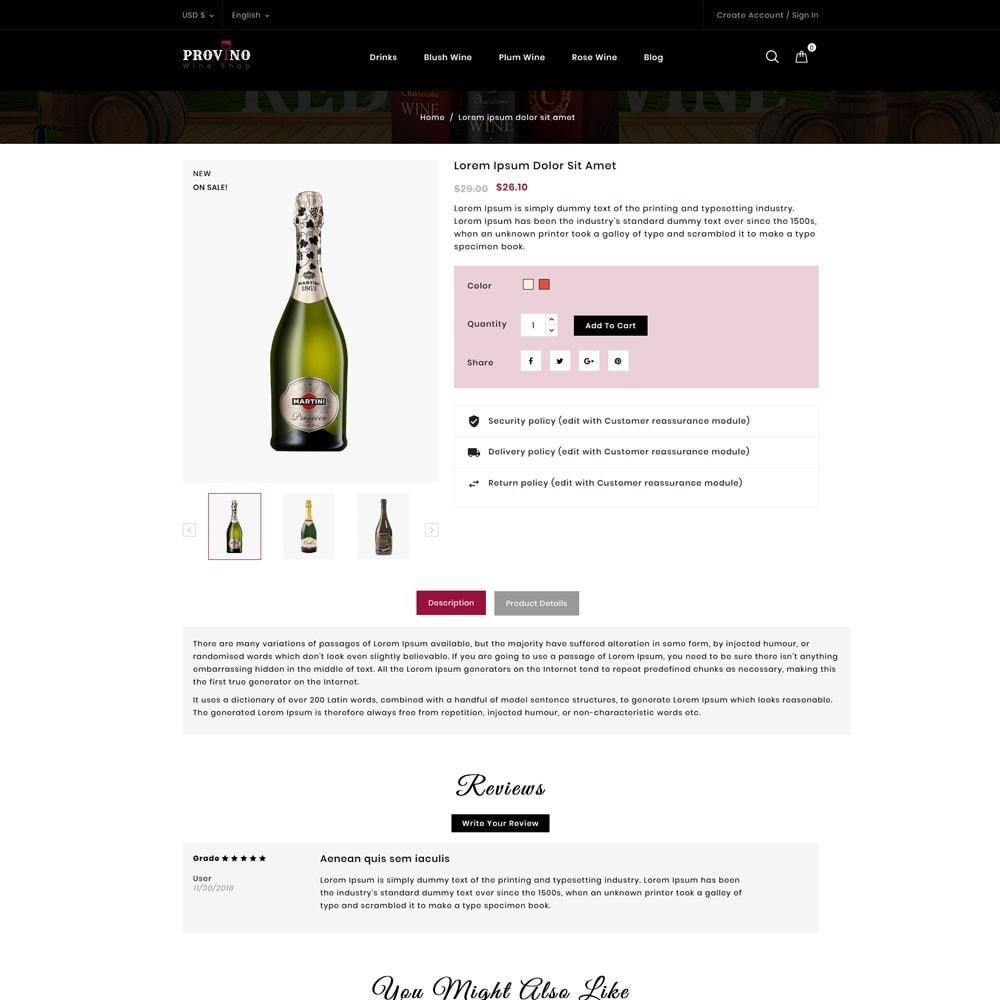 theme - Bebidas y Tabaco - Provino Wine Store - 4