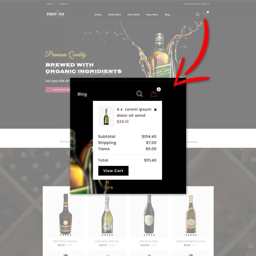 theme - Napoje & Wyroby tytoniowe - Provino Wine Store - 7