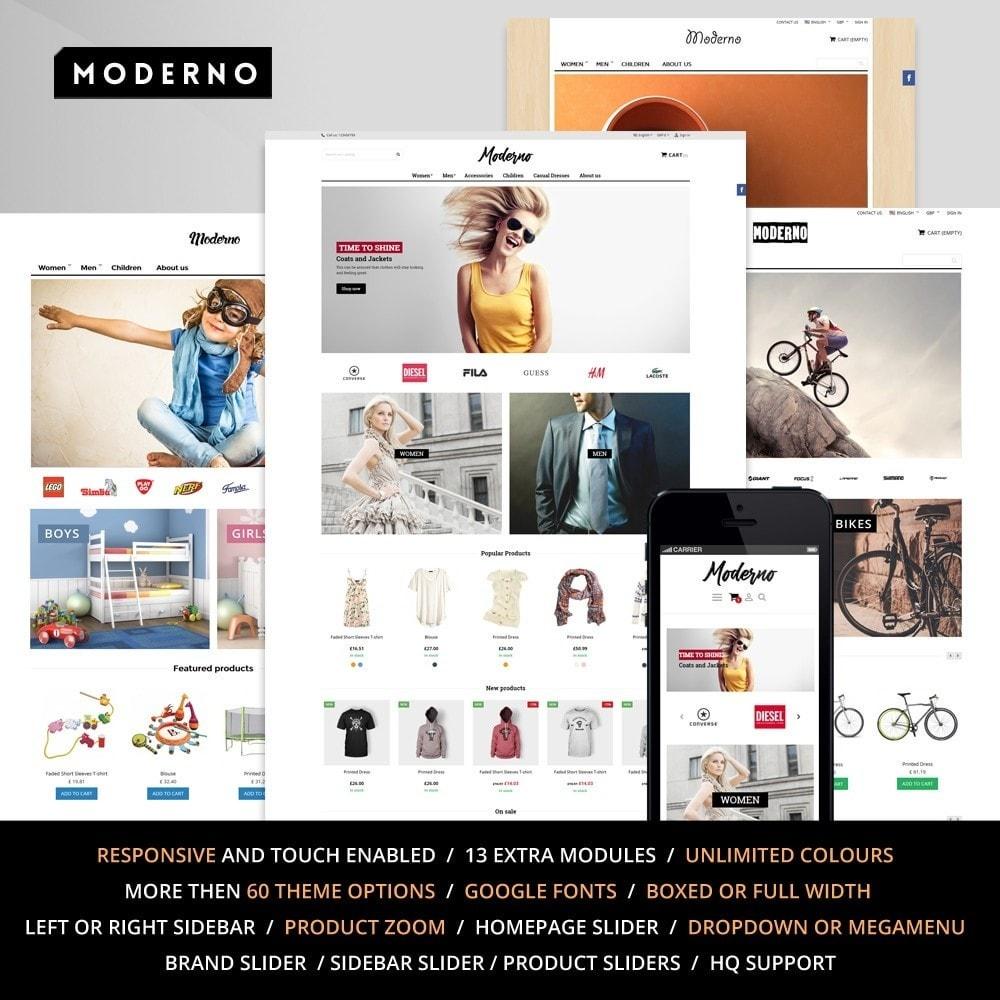 theme - Moda & Calçados - Moderno - 1