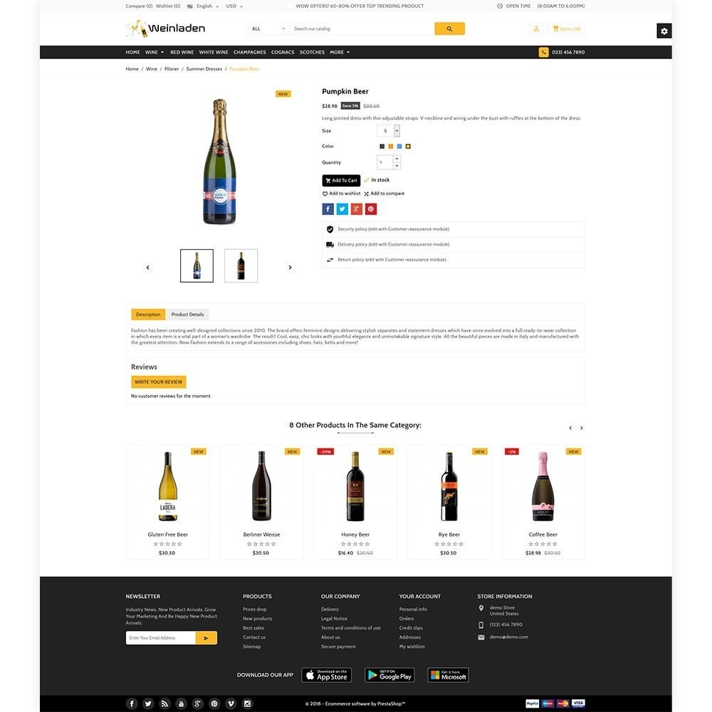 theme - Напитки и с сигареты - Wienledan - The Wine International Shop - 5