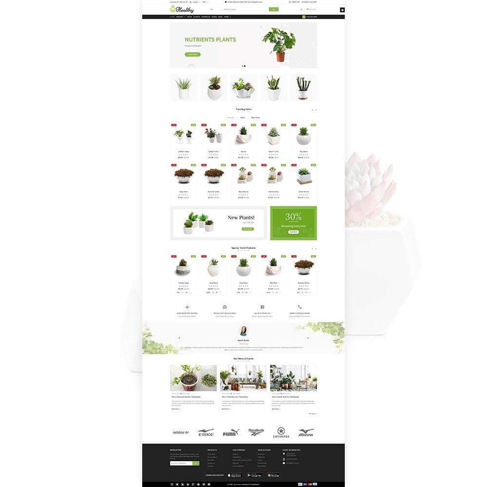 theme - Gezondheid & Schoonheid - Orga - The Grocery Shop - 2