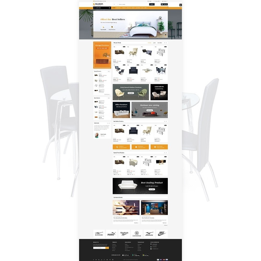 theme - Eletrônicos & High Tech - Silvera - Moden Furniture Store - 2