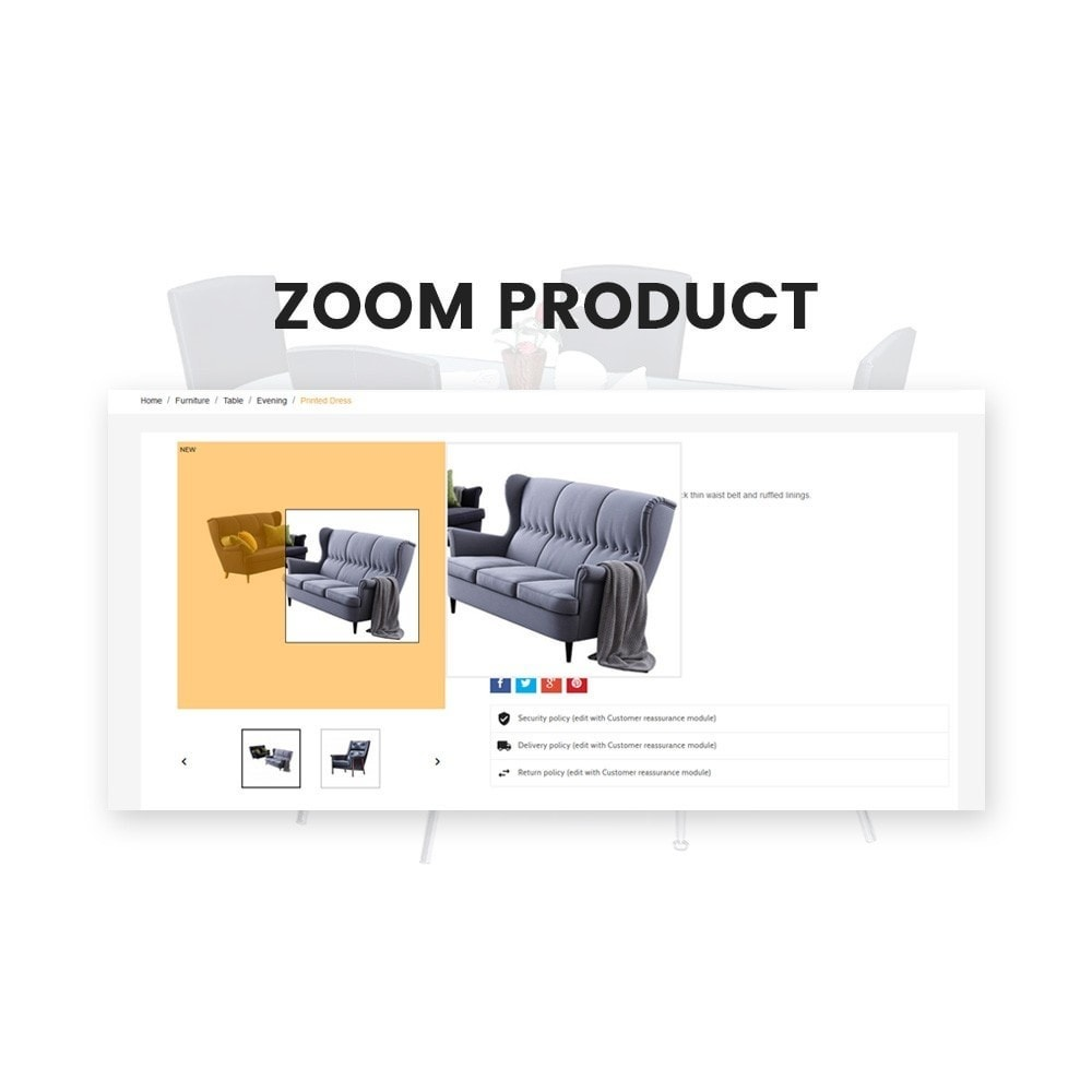 theme - Eletrônicos & High Tech - Silvera - Moden Furniture Store - 6