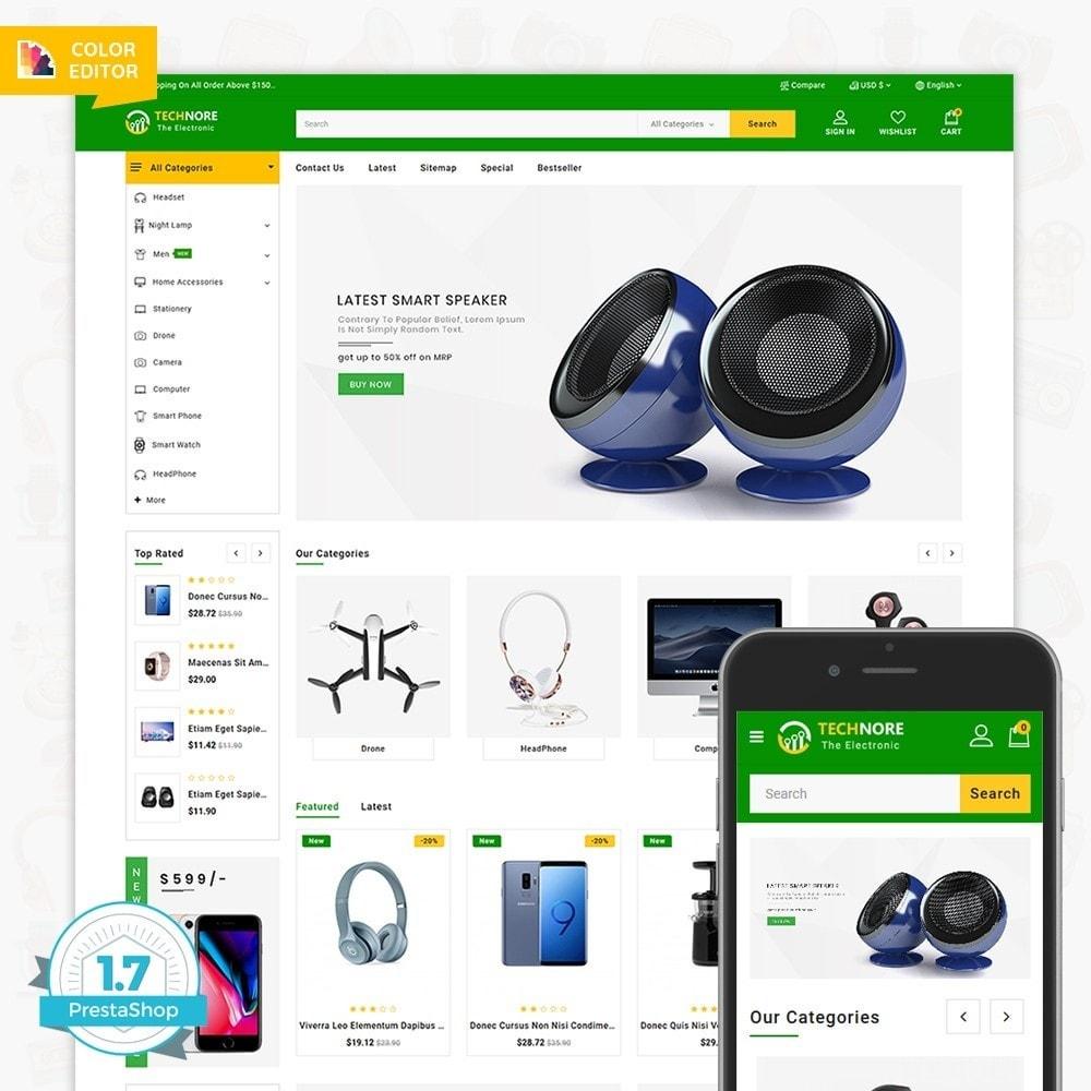 theme - Elektronika & High Tech - Technore - The Best Electronics Super Store - 1
