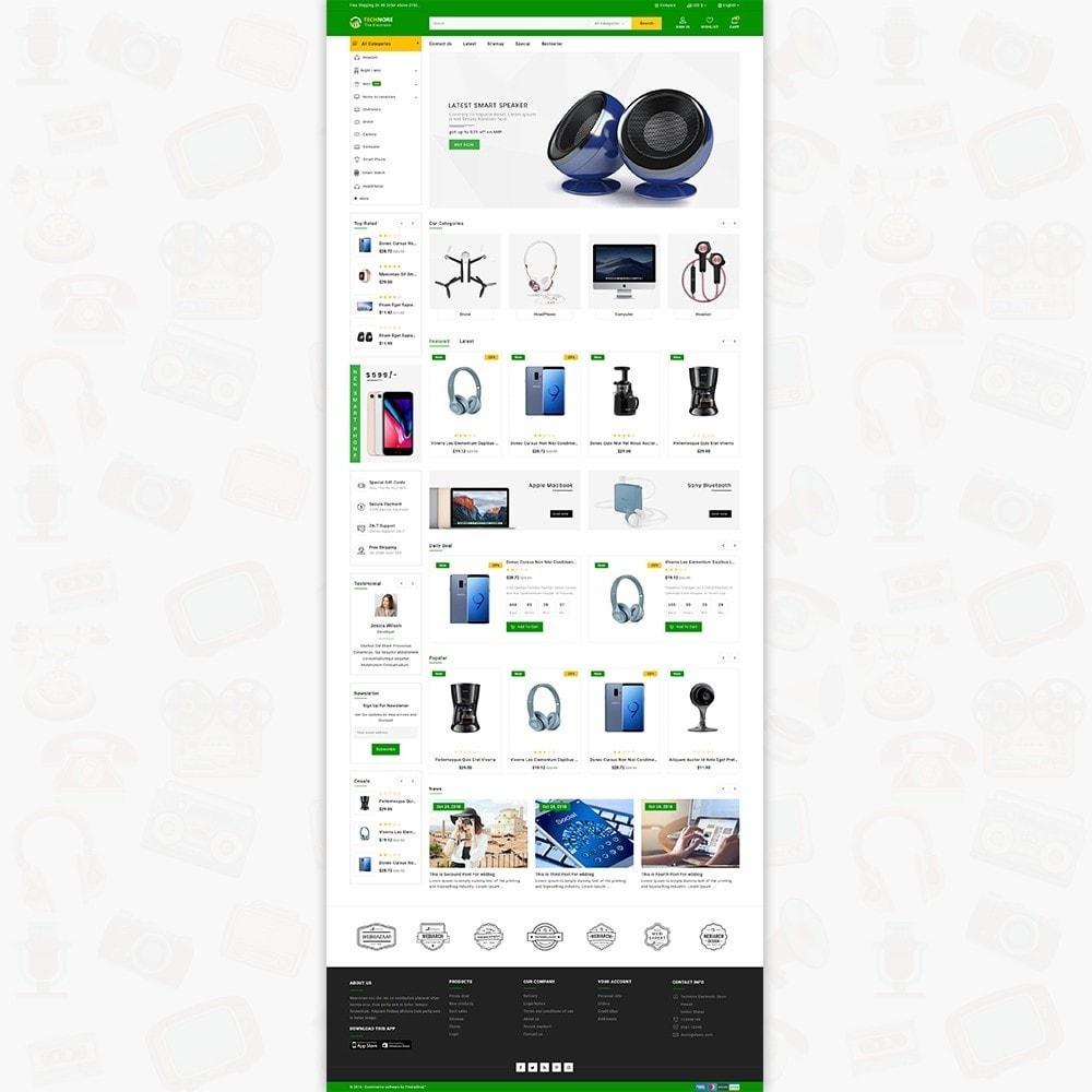 theme - Elektronika & High Tech - Technore - The Best Electronics Super Store - 2