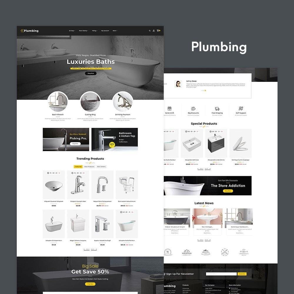 theme - Дом и сад - Plumbing & Apparatuses - 2