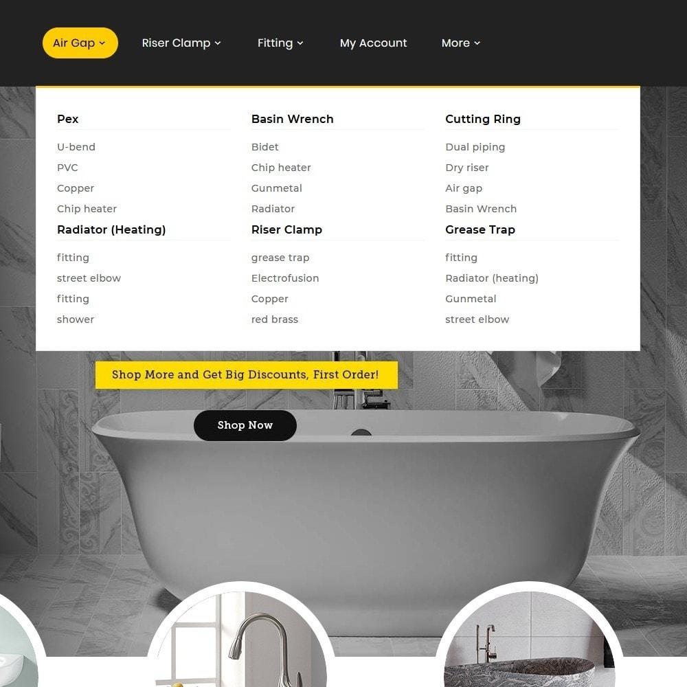theme - Дом и сад - Plumbing & Apparatuses - 9