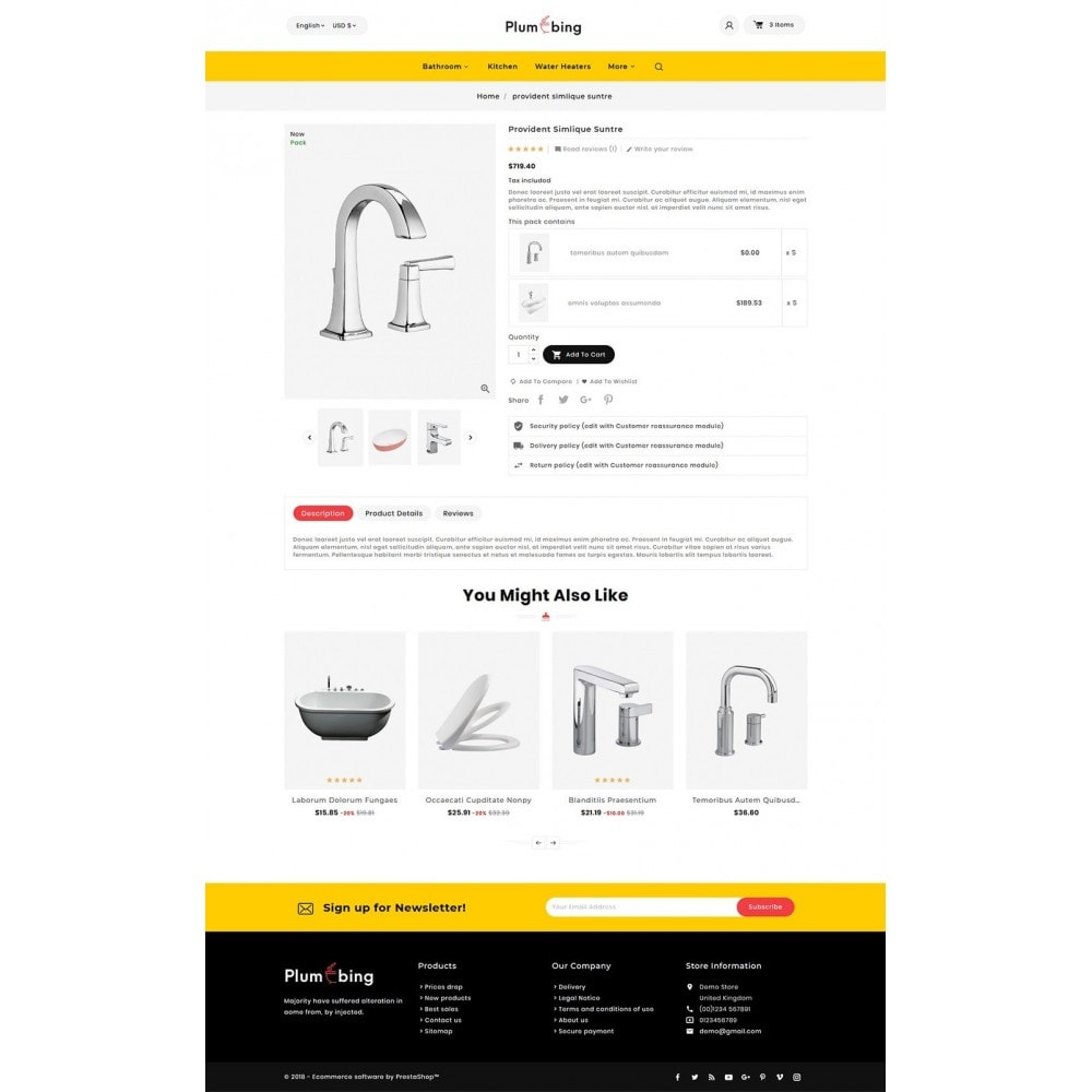 theme - Home & Garden - Plumbing & Hardware - 5