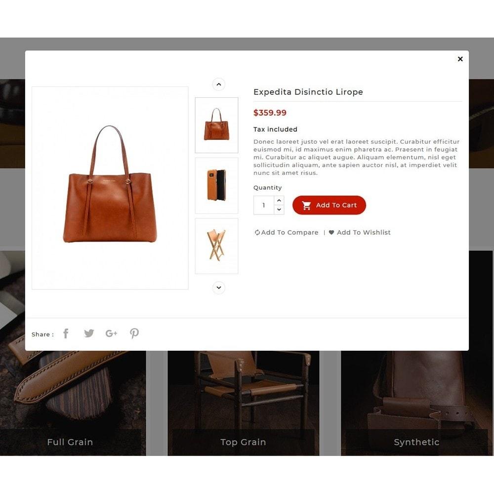 theme - Мода и обувь - Leather Smith & Art - 7