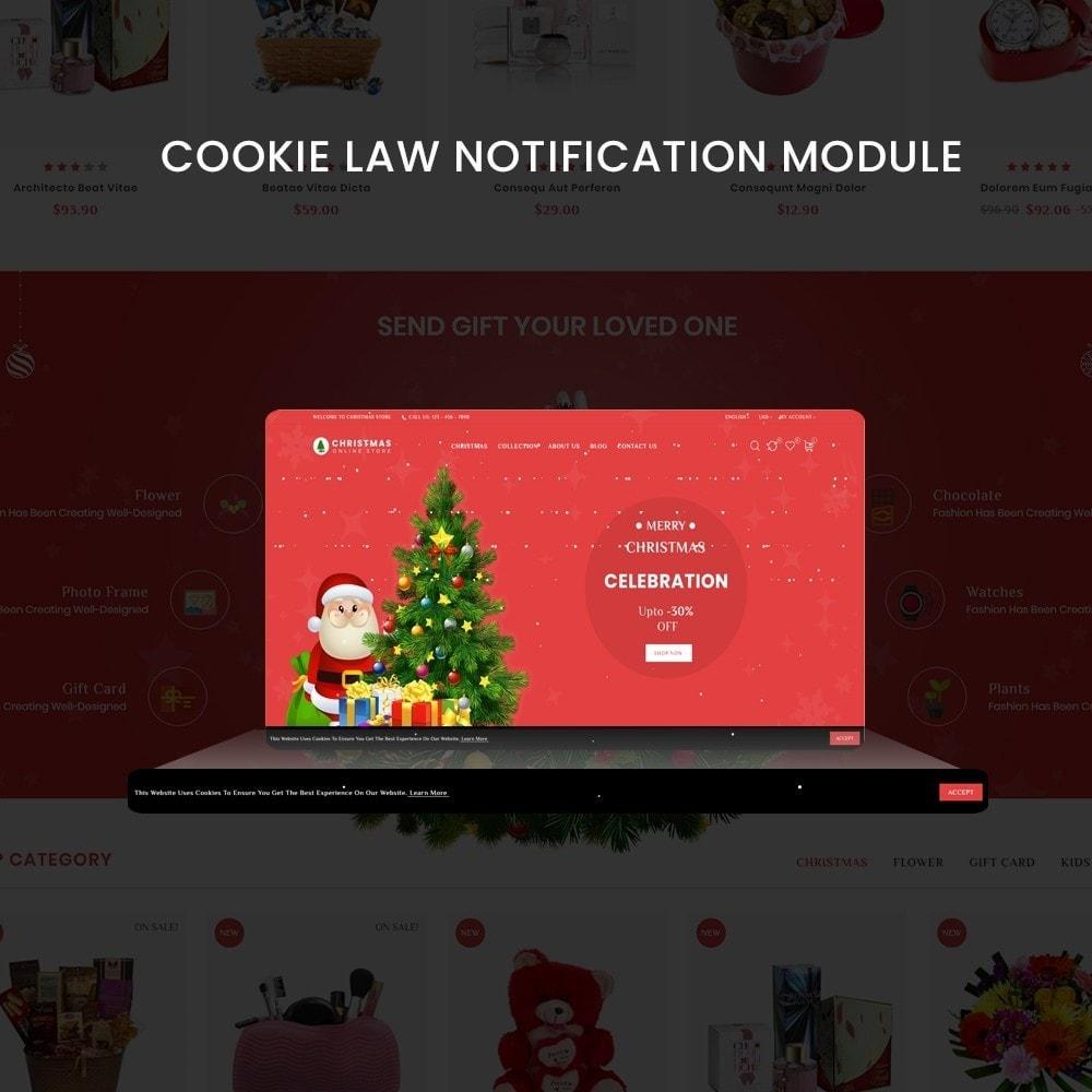 theme - Prezenty, Kwiaty & Uroczystości - Christmas - The gift & celebration - 10