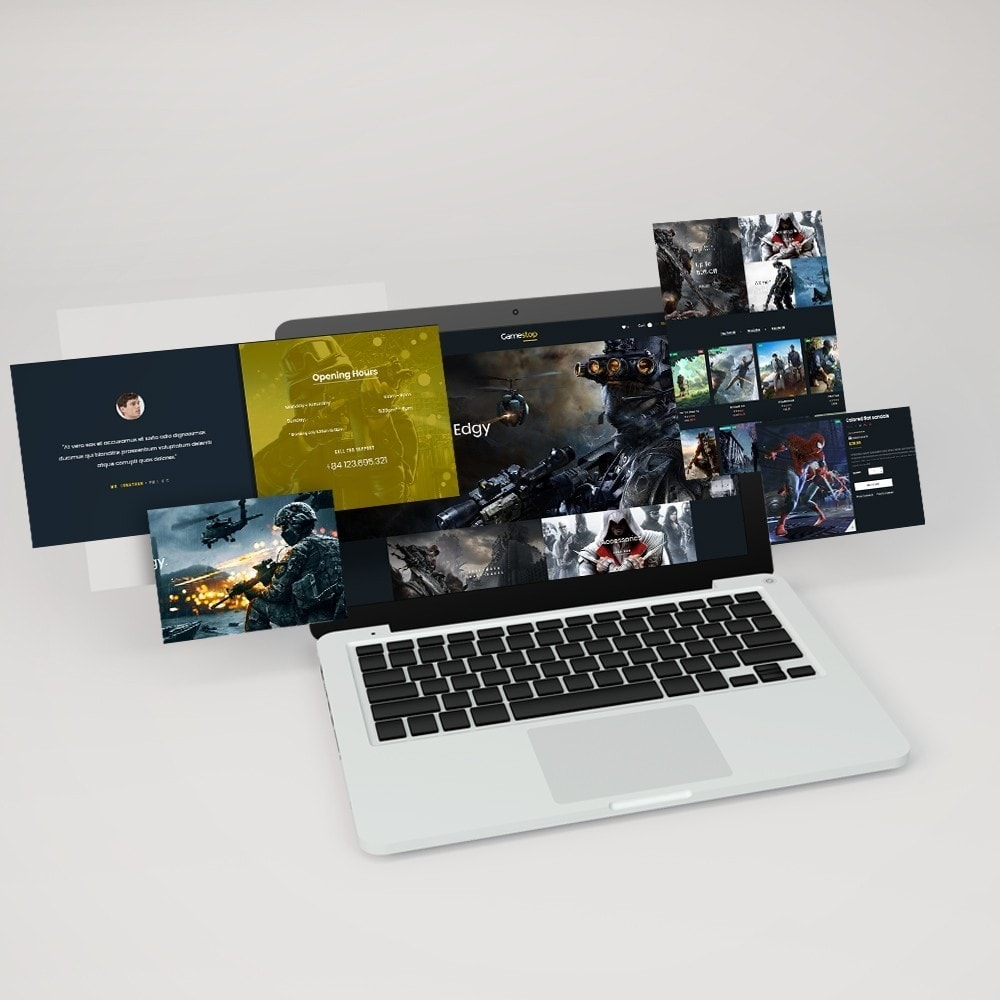 theme - Auto & Moto - Leo Gamestop - 2