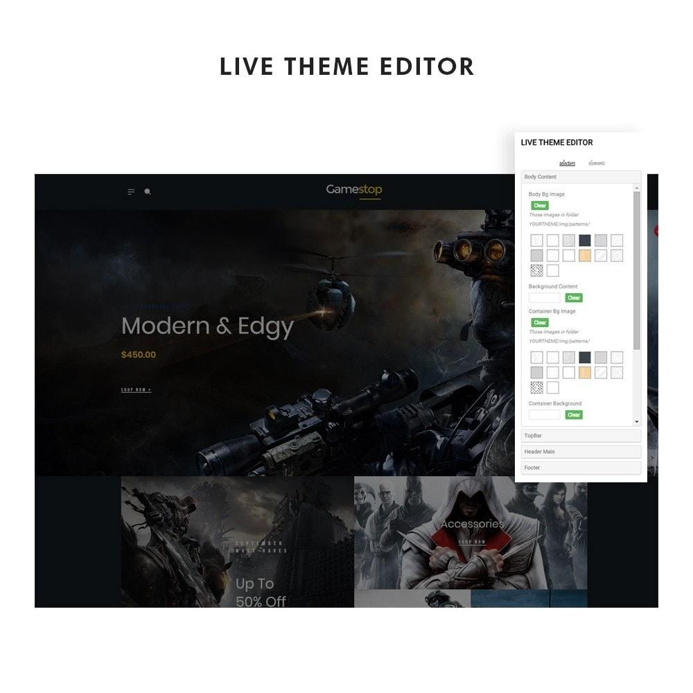 theme - Auto & Moto - Leo Gamestop - 4