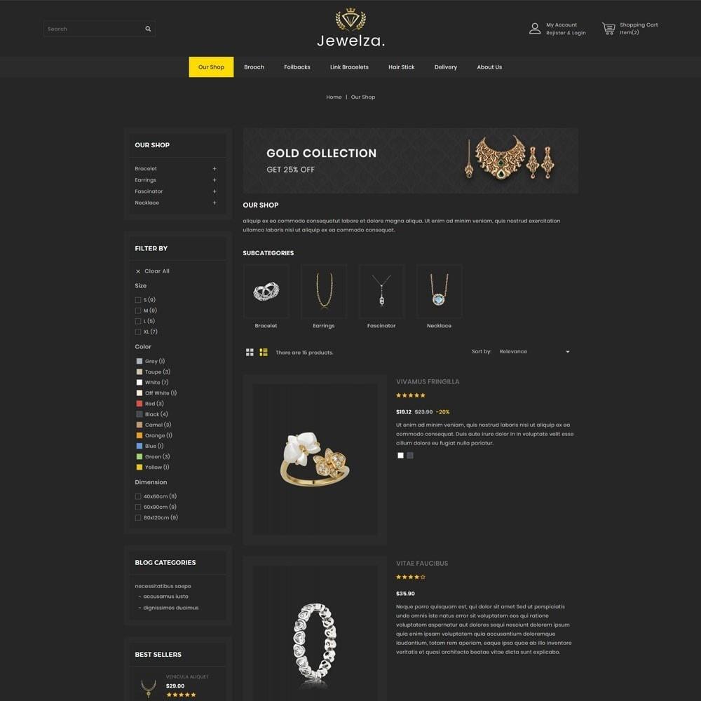 theme - Joalheria & Acessórios - Jewelza - The Jewelry Store - 5