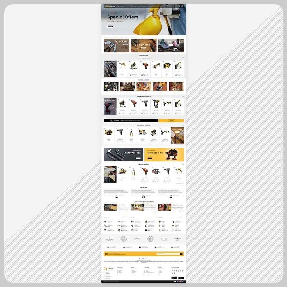 theme - Automotive & Cars - Utensili – The Tools Mega Shop - 2