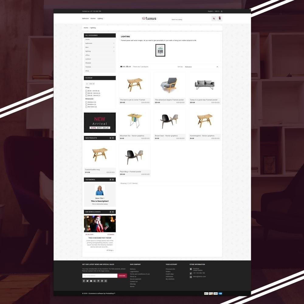 theme - Huis & Buitenleven - Luxus - Furniture Store - 3