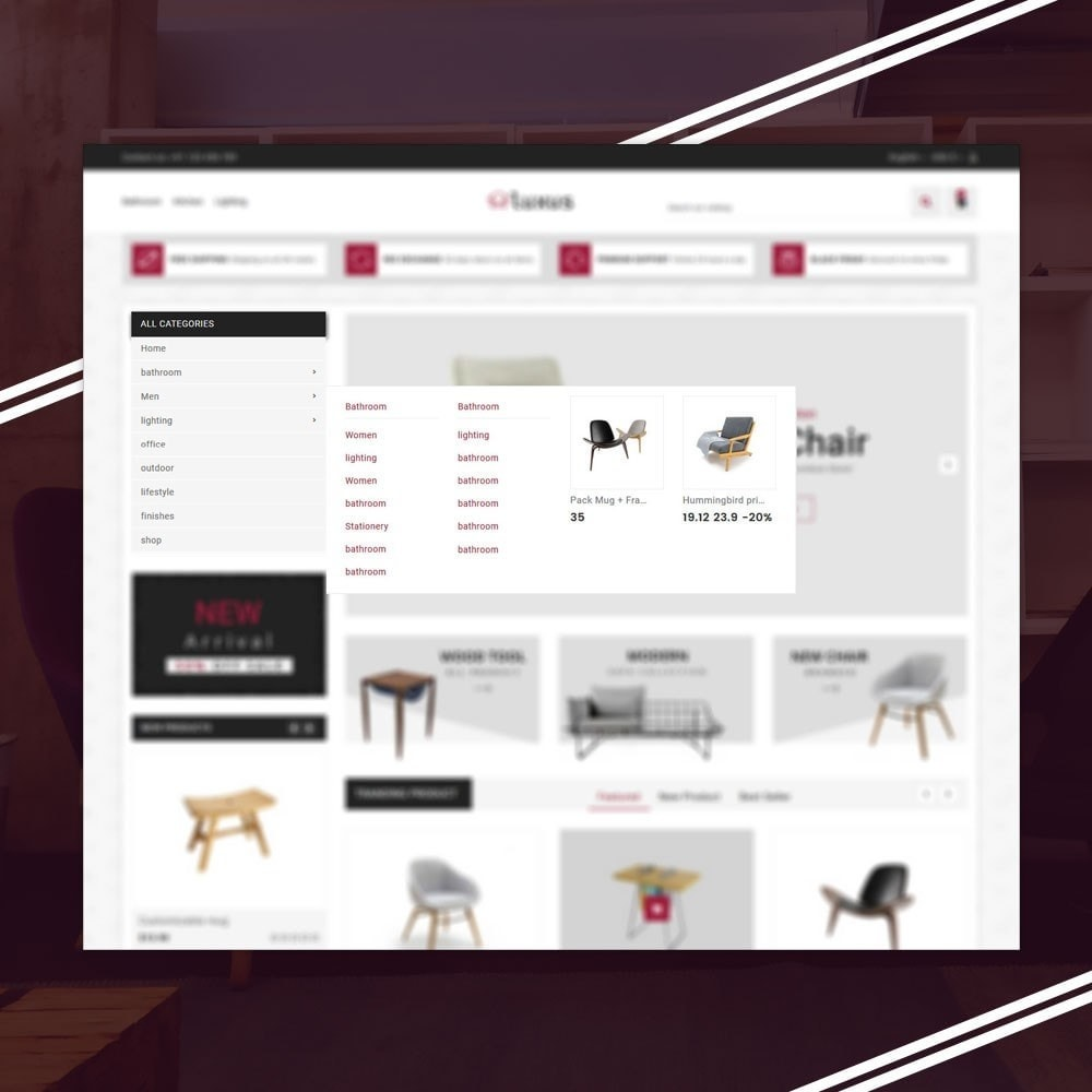theme - Huis & Buitenleven - Luxus - Furniture Store - 6