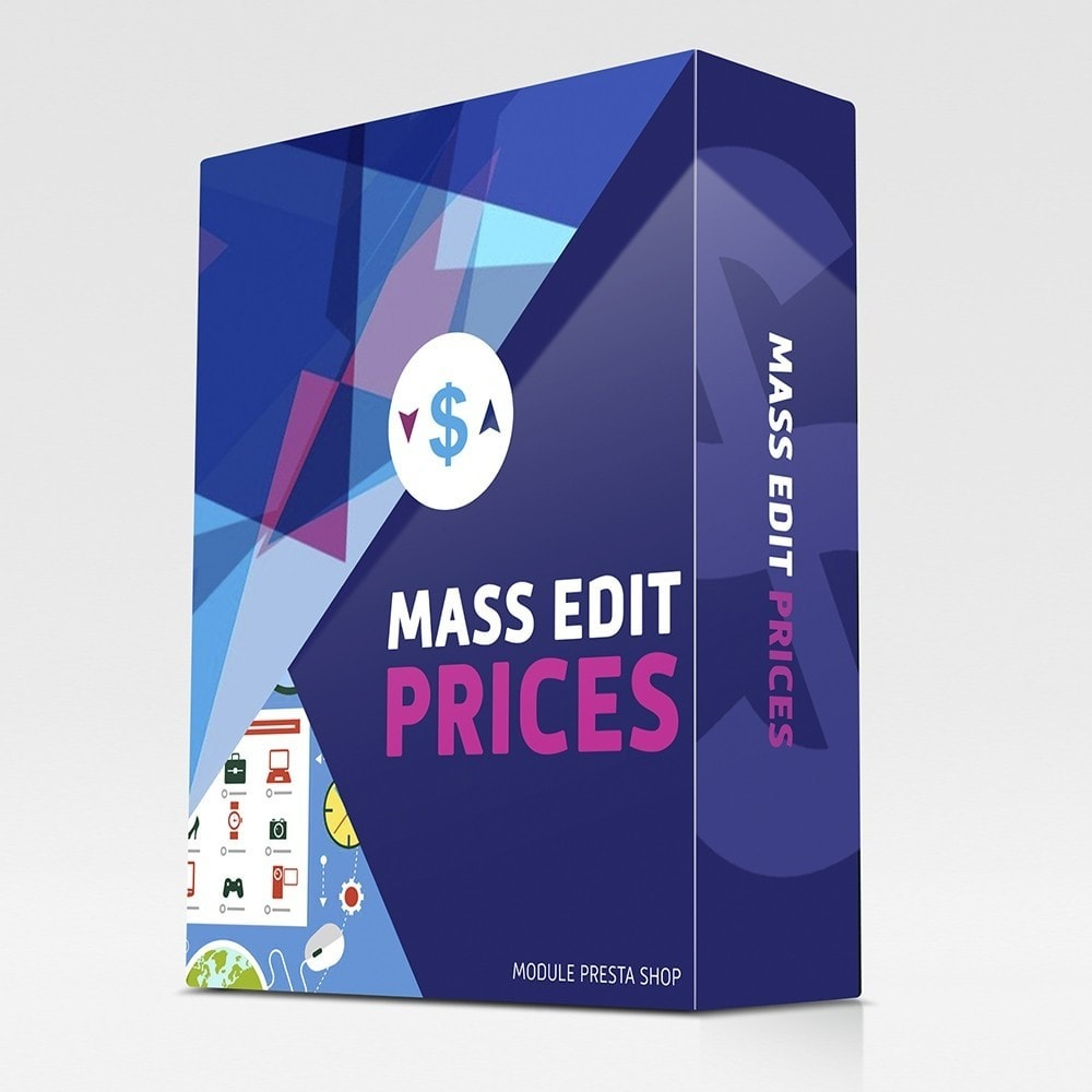 module - Edition rapide & Edition de masse - Mass edit prices - 1