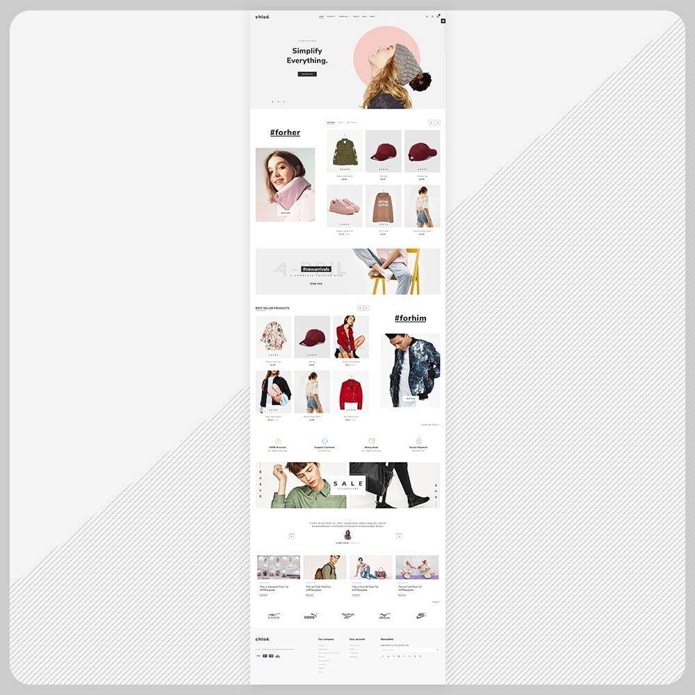 theme - Fashion & Shoes - Chloe Mode - dieArt Mall Premium - 2