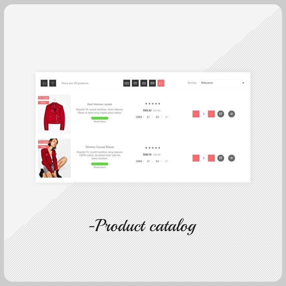 theme - Fashion & Shoes - Chloe Mode - dieArt Mall Premium - 11