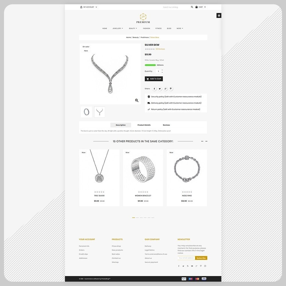 theme - Jewelry & Accessories - Premium Jewellery Store - 4