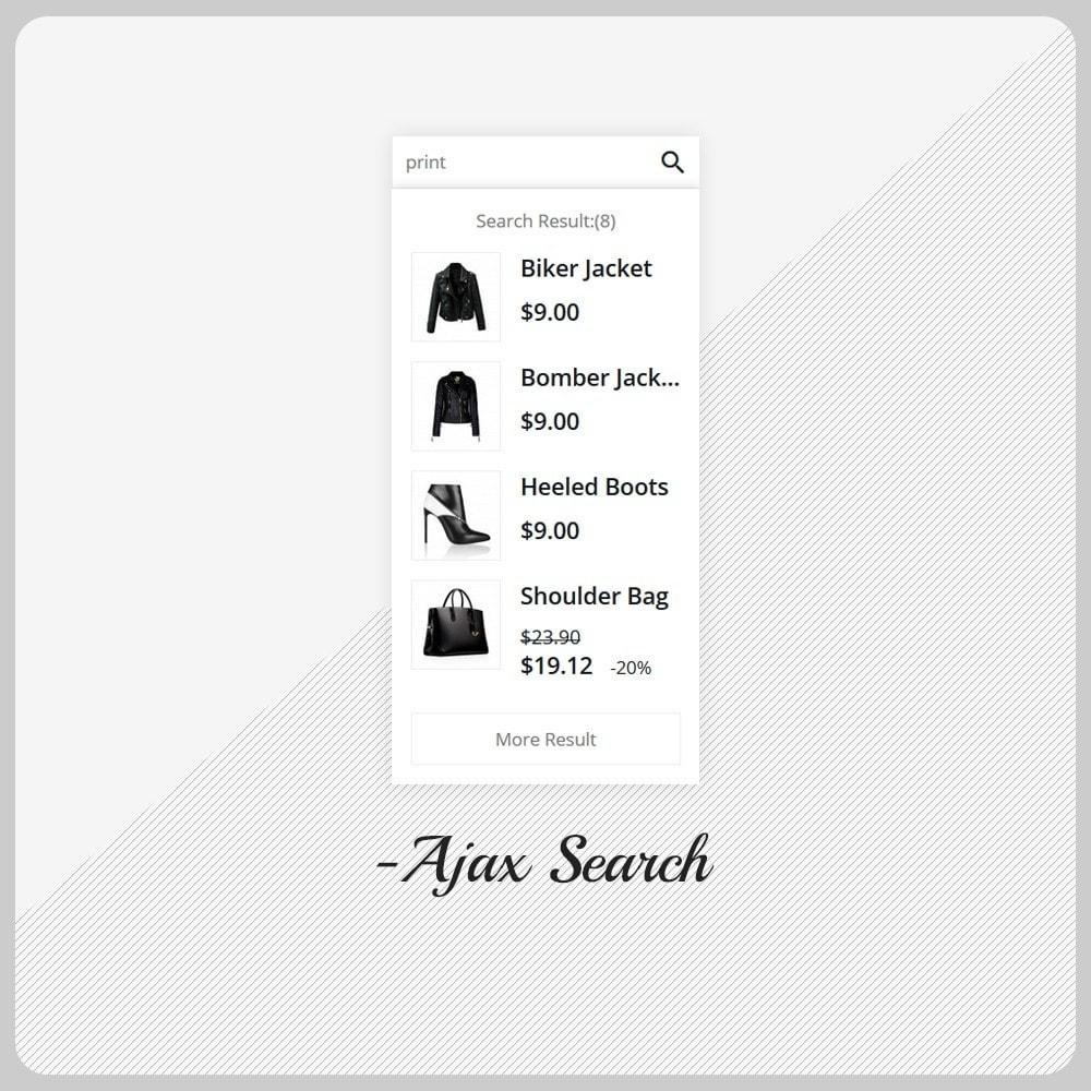 theme - Fashion & Shoes - Sac -  Leather Bag Super Store - 8