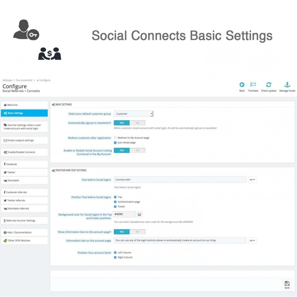 module - Social Rewards & Coupons - Social Referrals + Connects (3 in 1) - 33