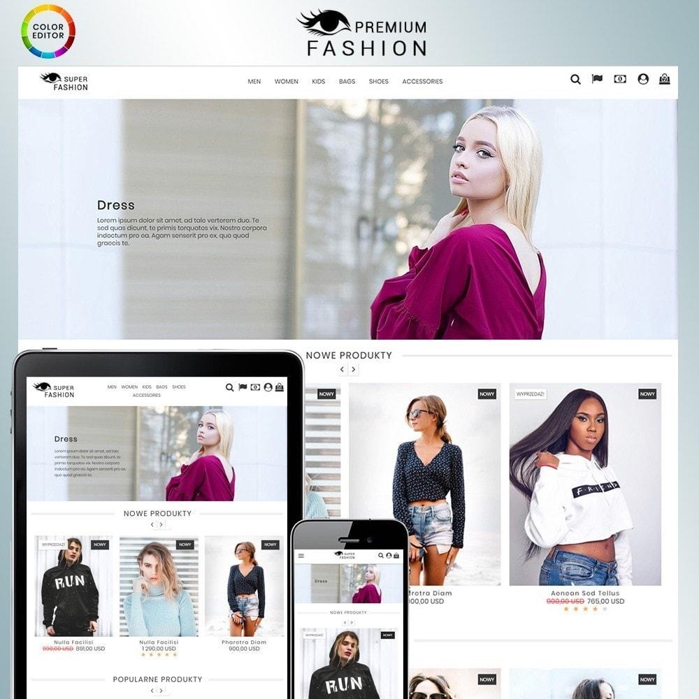 theme - Moda & Obuwie - Premium Fashion Store - 2