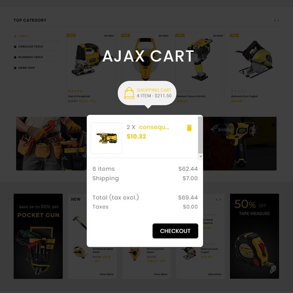 theme - Auto & Moto - Toolscart - Mega Tools Store Template - 5